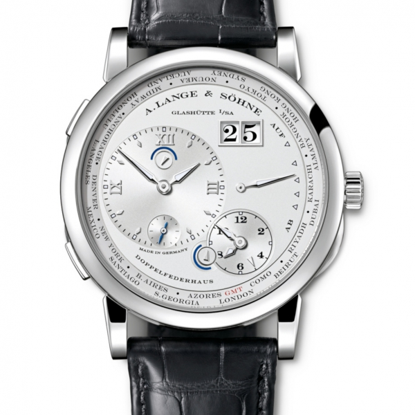 "The LANGE 1 TIME ZONE ""Como Edition"""