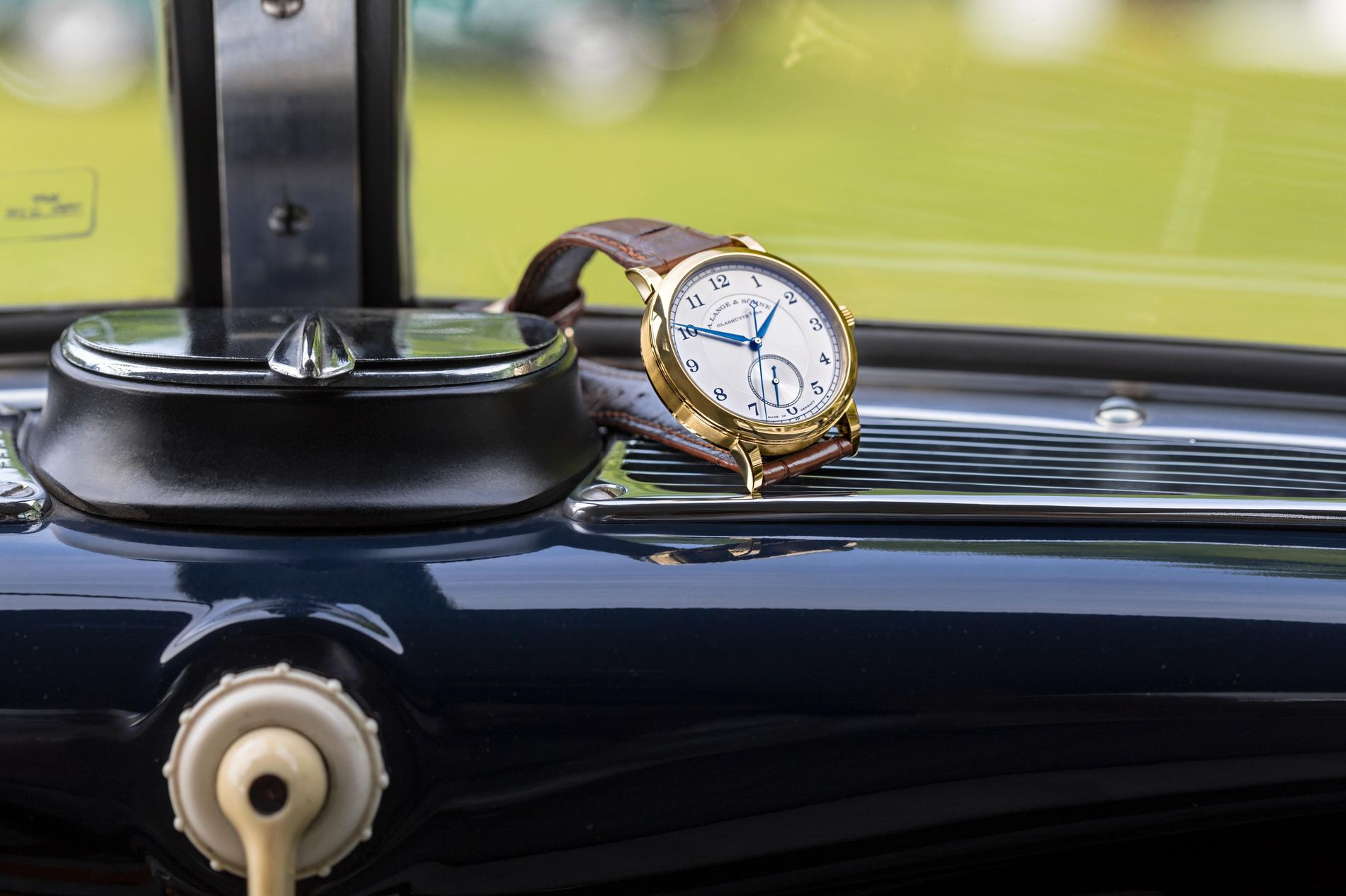A. Lange & Söhne Concours of Elegance bmw321