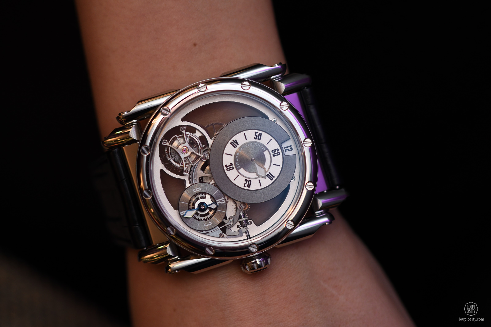 ADN by Manufacture Royale