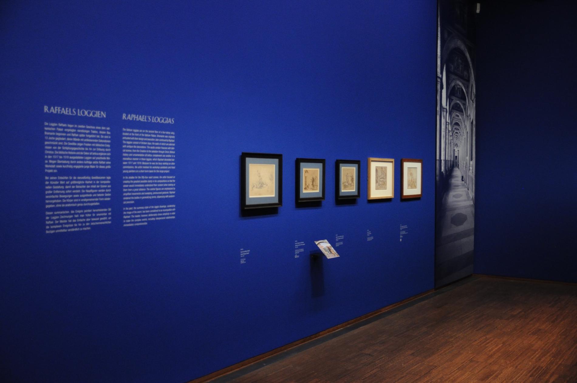 Albertina, Raphael exhibition