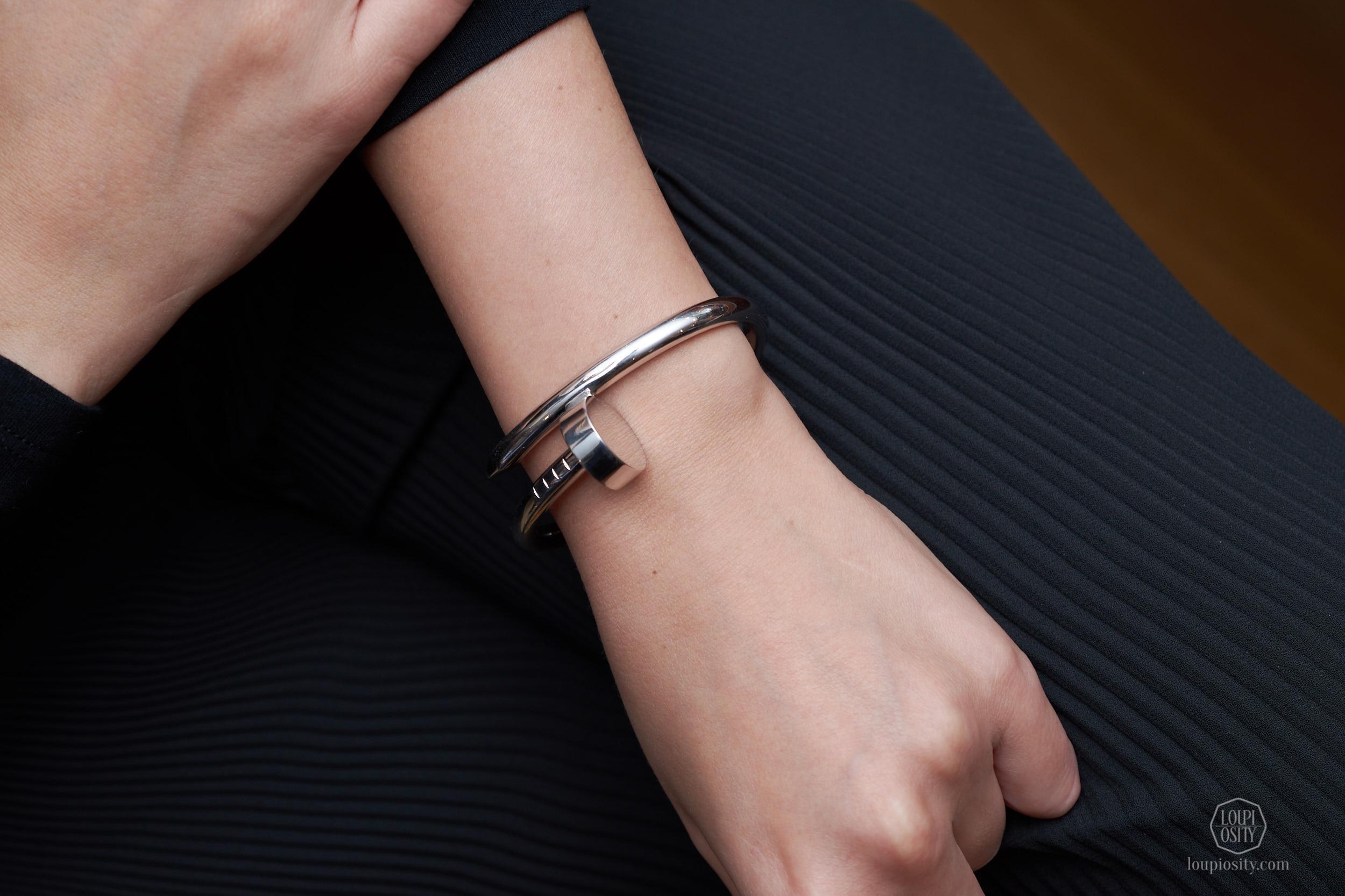 Aldo Cipullo Nail bracelet