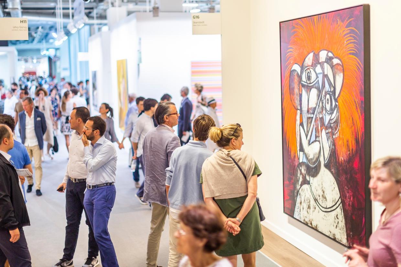 Art Basel 2018, impression