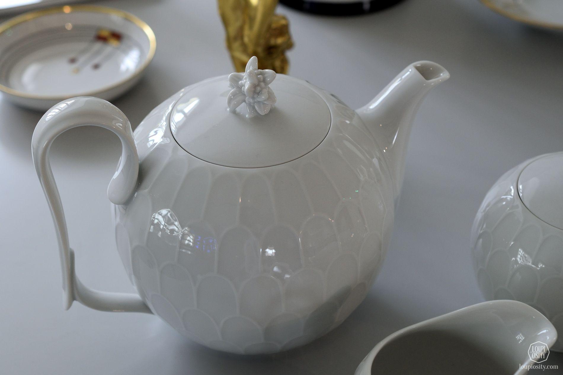 Atlantis teapot