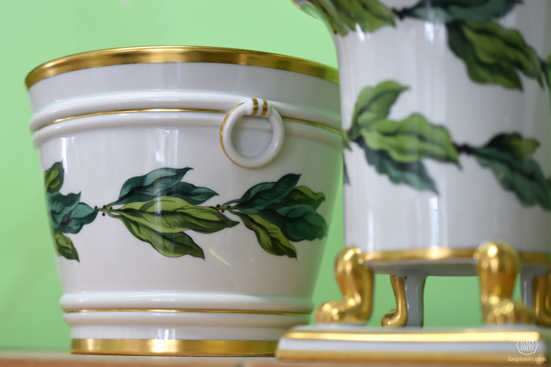 Visiting the Augarten Porcelain Manufacture