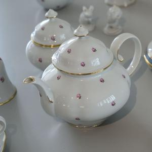 Teapot, Mozart