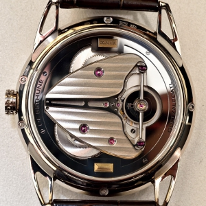 De Bethune DB25 movement