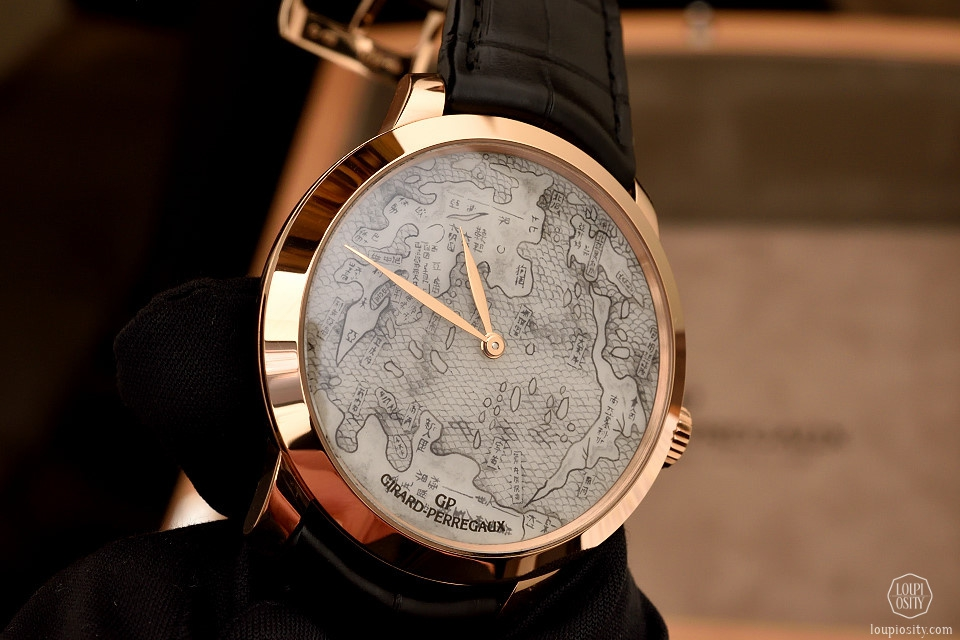 Girard-Perregaux New World timepiece
