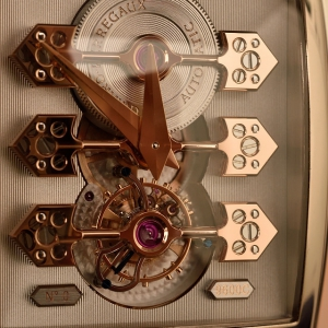Girard-Perregaux, Vintage 1945 Tourbillon Three Gold Bridges 70th anniversary