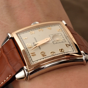 Girard-Perregaux, Vintage 1945 Small Seconds