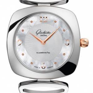Glashütte Pavonina Stainless Steel