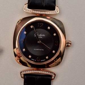 Glashütte Pavonina Red Gold