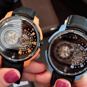Hautlence HLRQ 04 and HLRQ 05