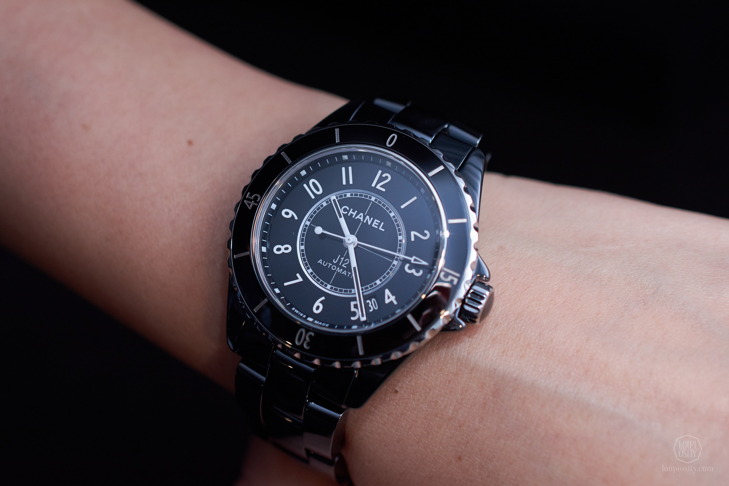 Chanel - J12 black