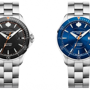 Clifton Club watches in stainless steel