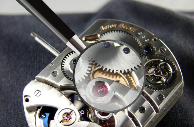Movement Under Magnifier