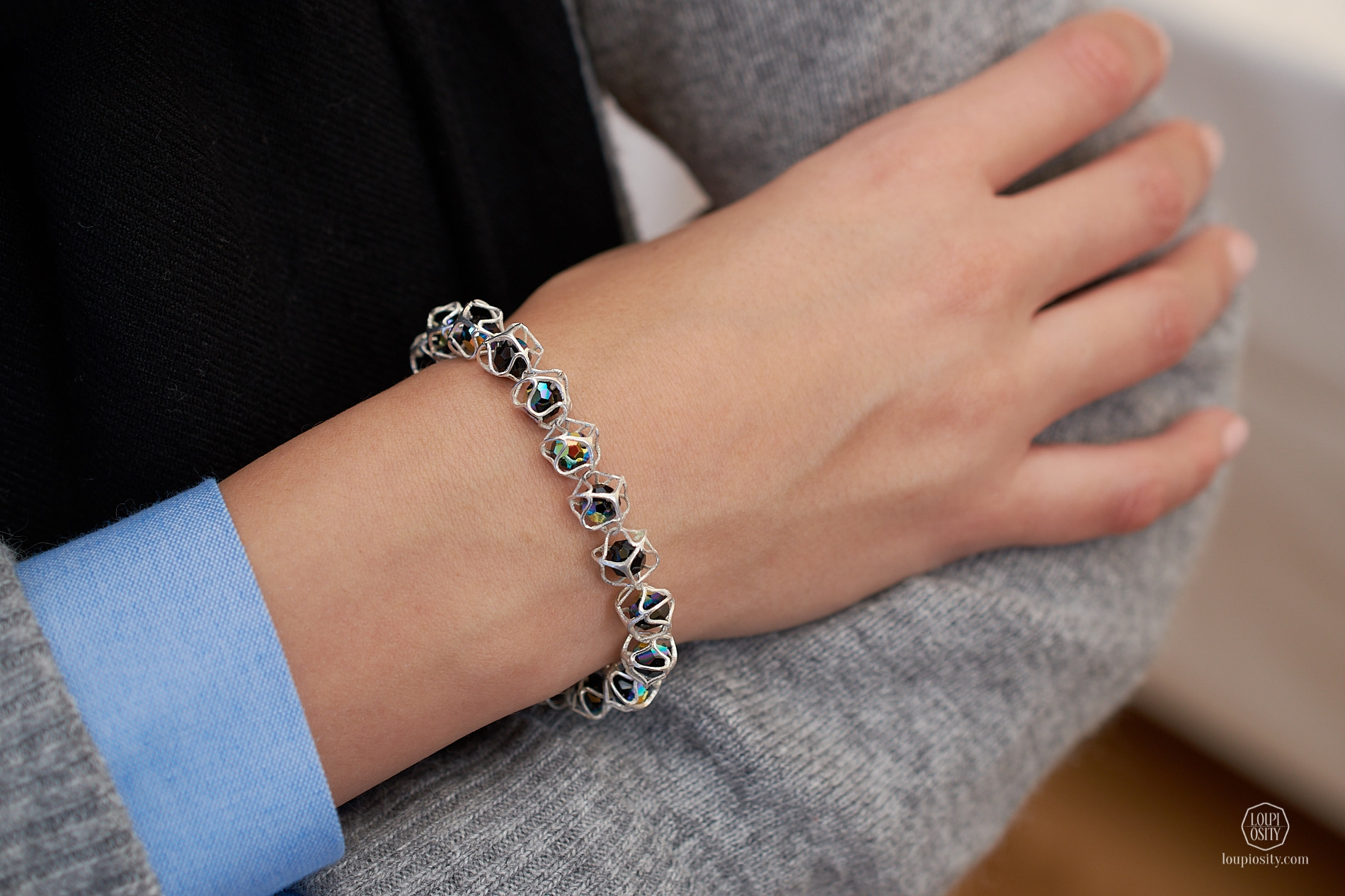 Embrace bracelet