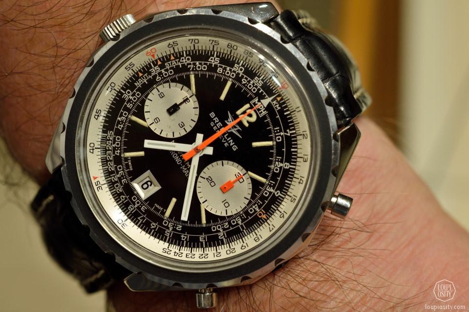 Chronomat Navitimer 1969