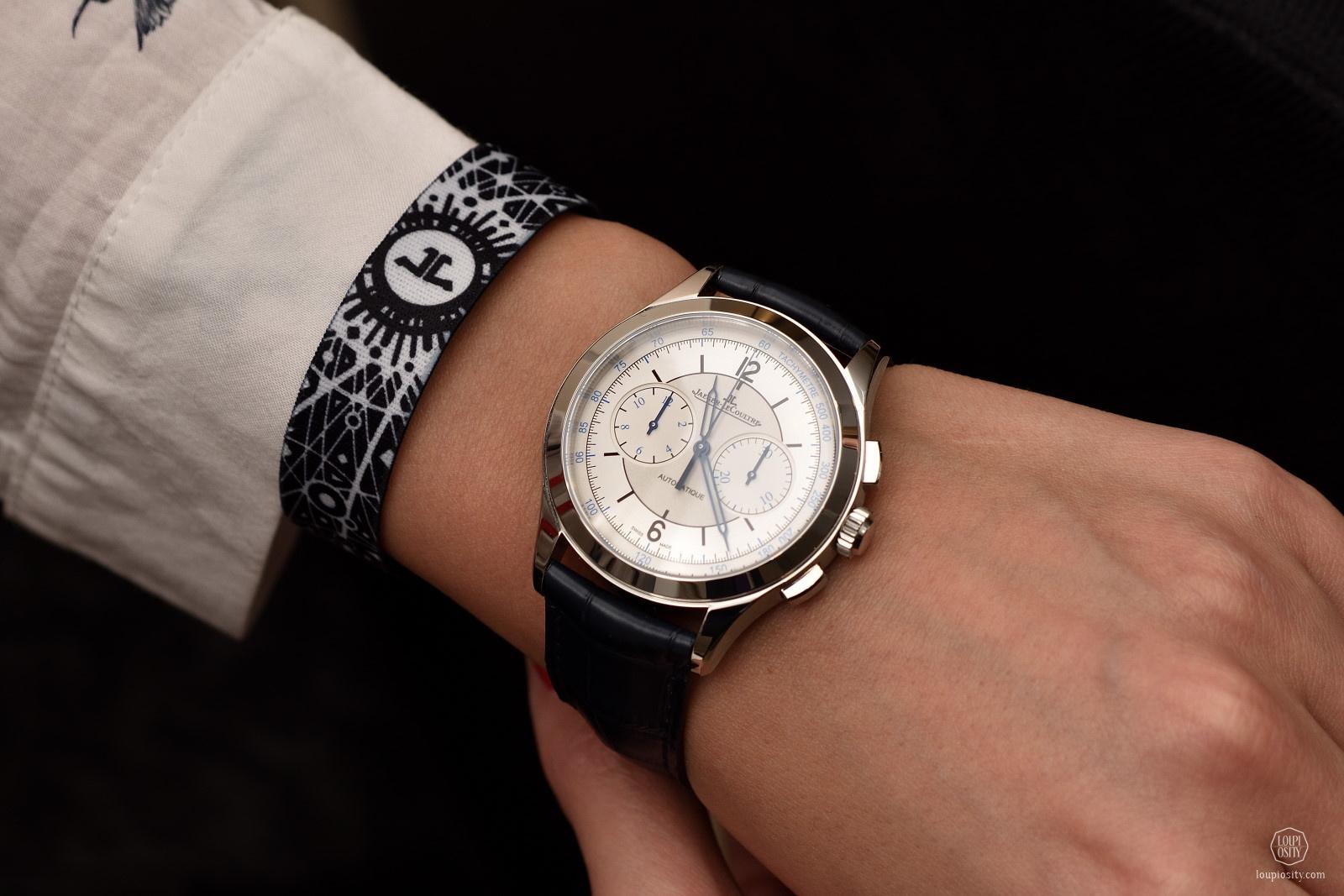 Master Control Chronograph