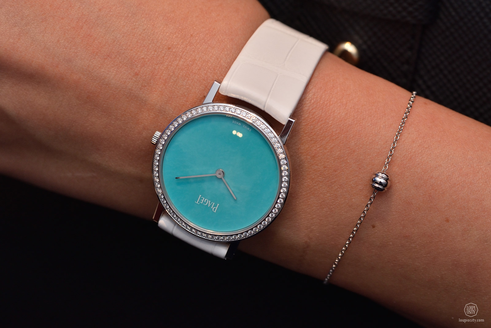 Altiplano with turquoise dial