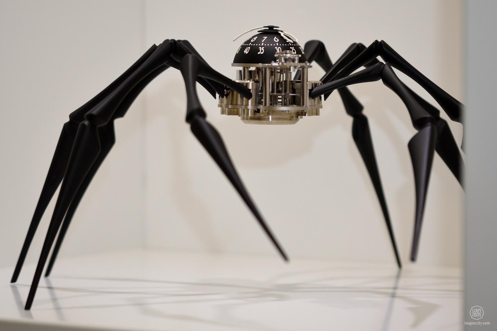 Arachnophobia, L'Epée & MB&F