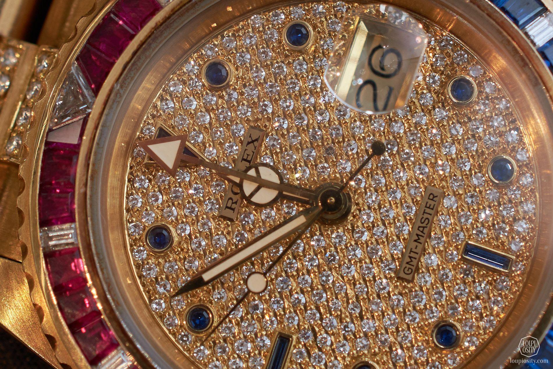 Rolex Ref 16758 GMT-Master
