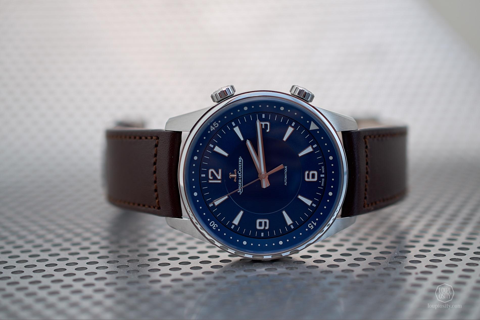 Jaeger-LeCoultre Polaris Automatic - Blue