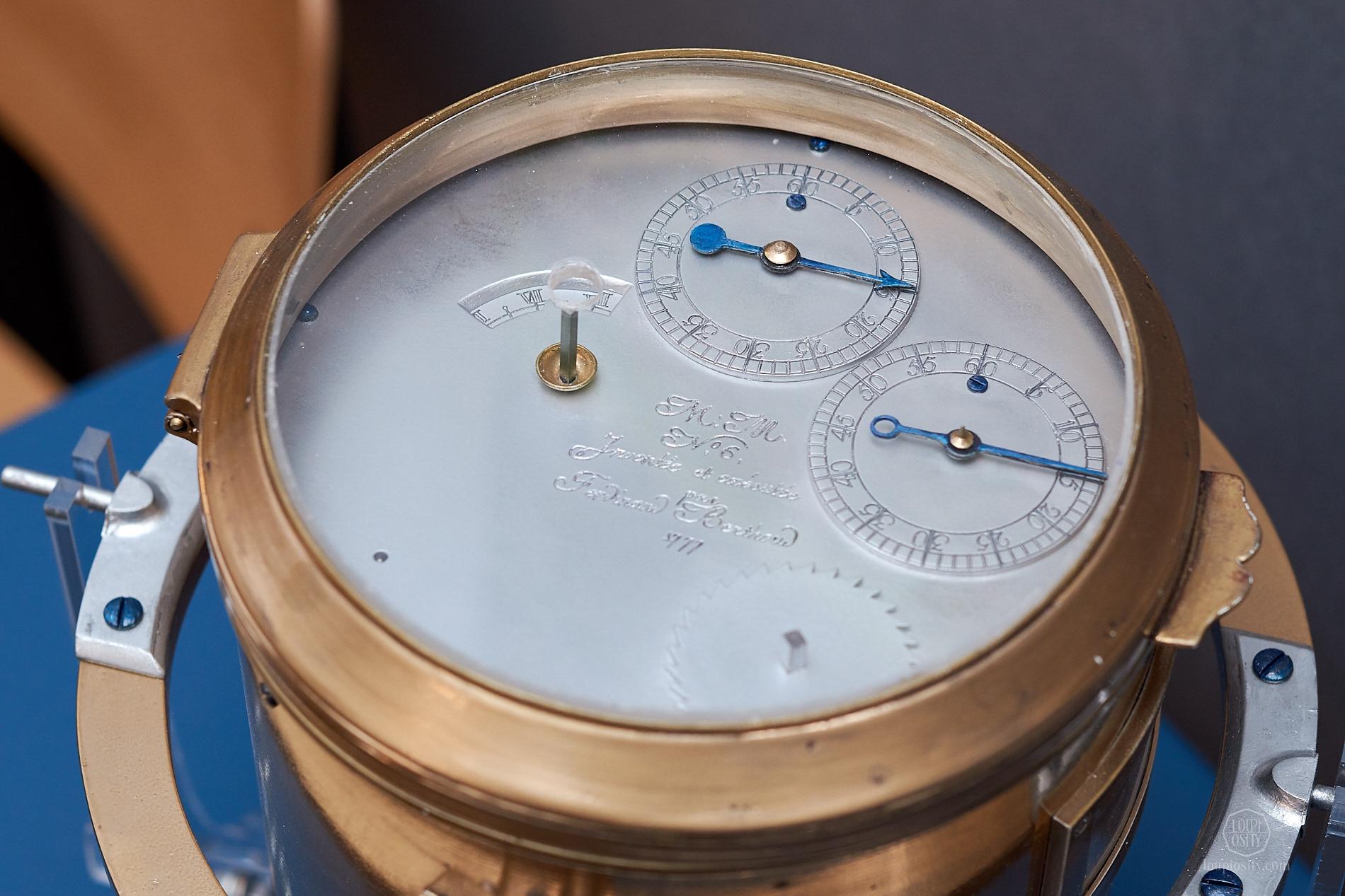 Ferdinand Berthoud Marine Chronometer
