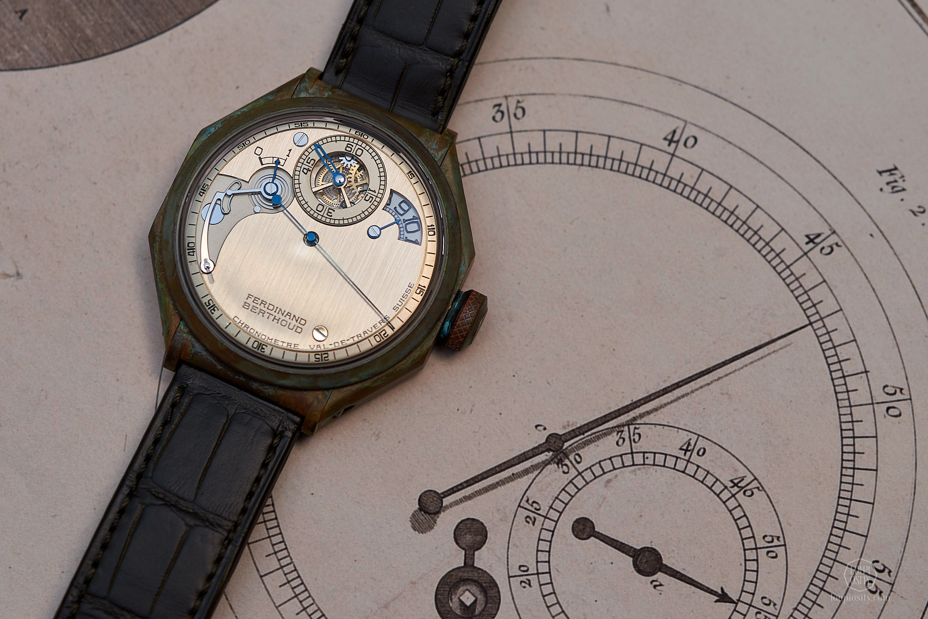 Chronometre FB 1R Edition 1785