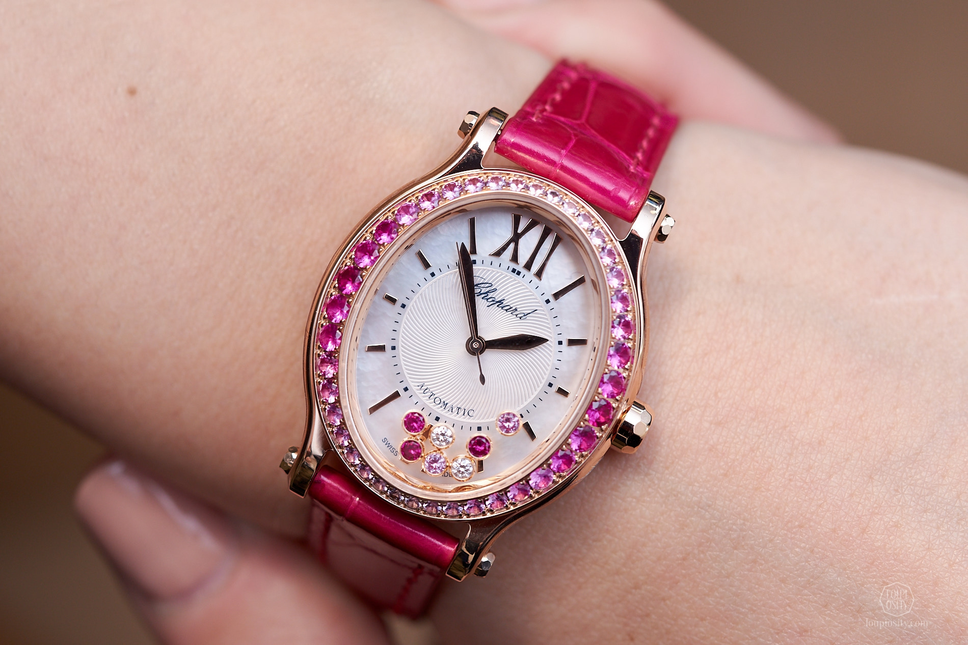 Happy Sport Oval Automatic