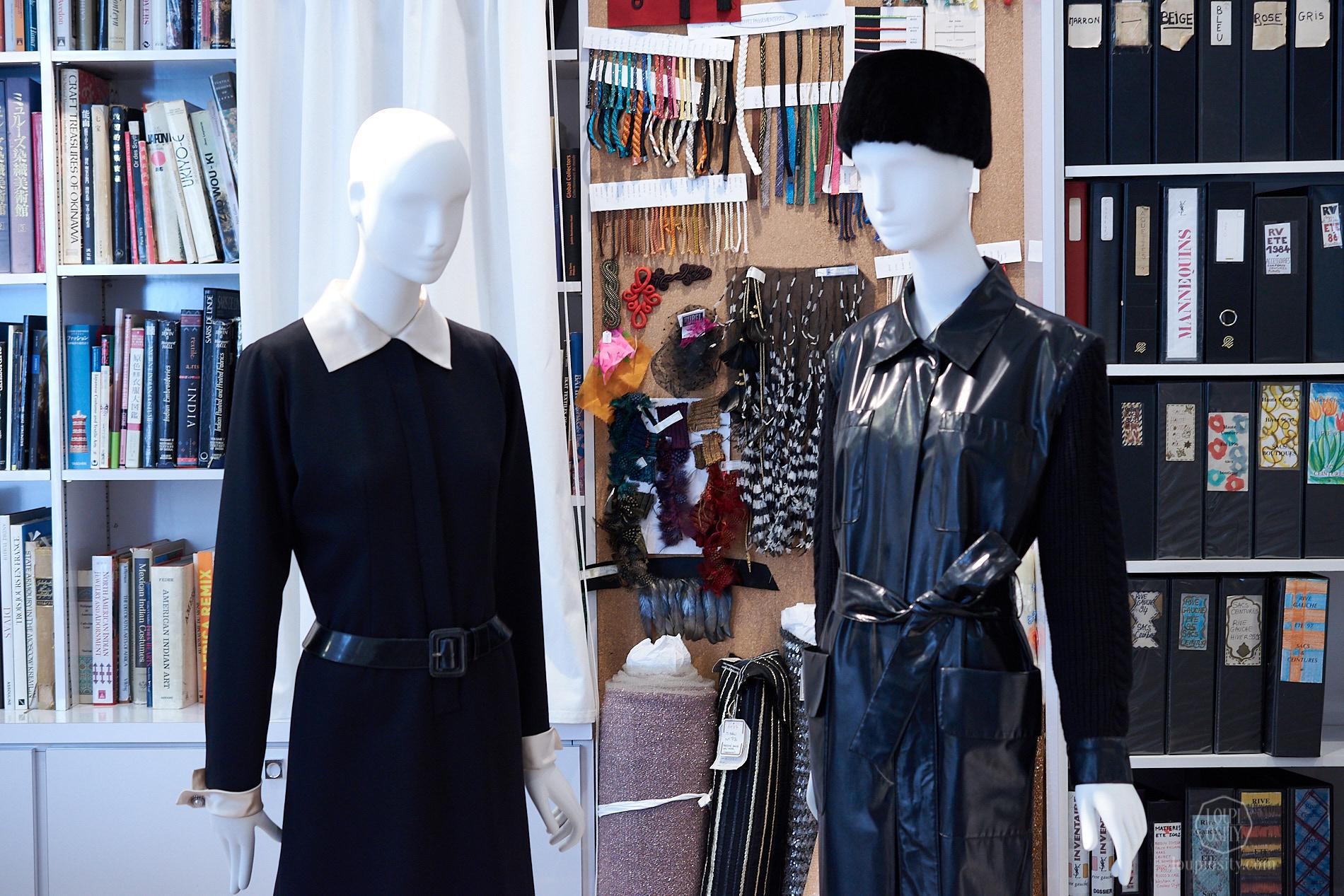YSL costumes, Belle de Jour