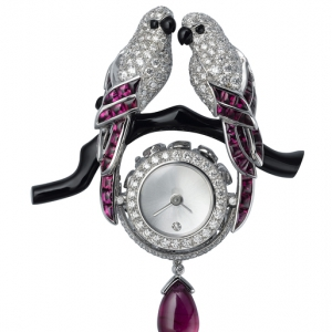 birds watch pendant