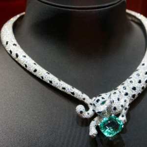 panther-necklacediamonds-onyx-step-cut-emerald-20-58-ct