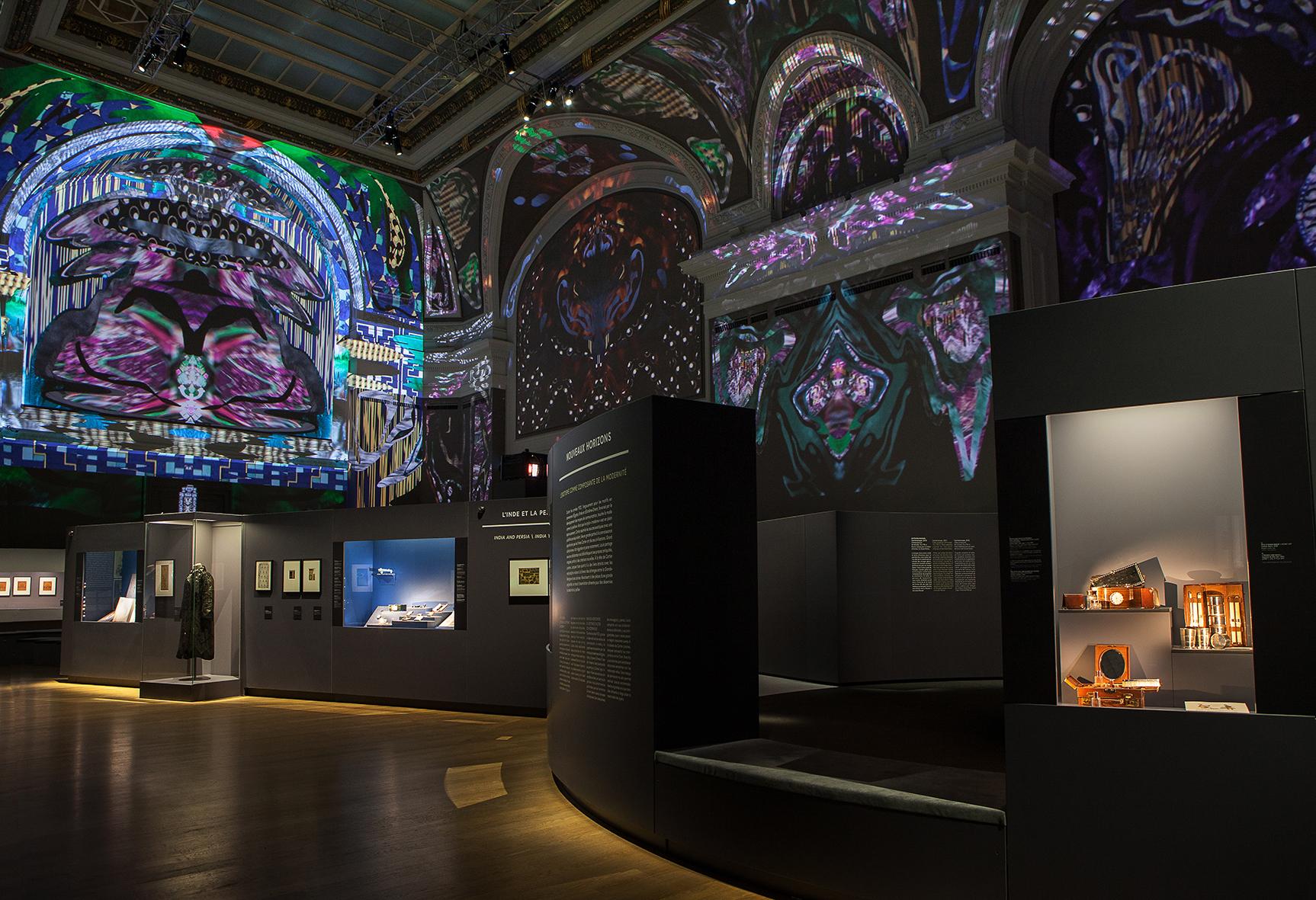 Cartier at the grand palais collection les must for Salon d honneur grand palais