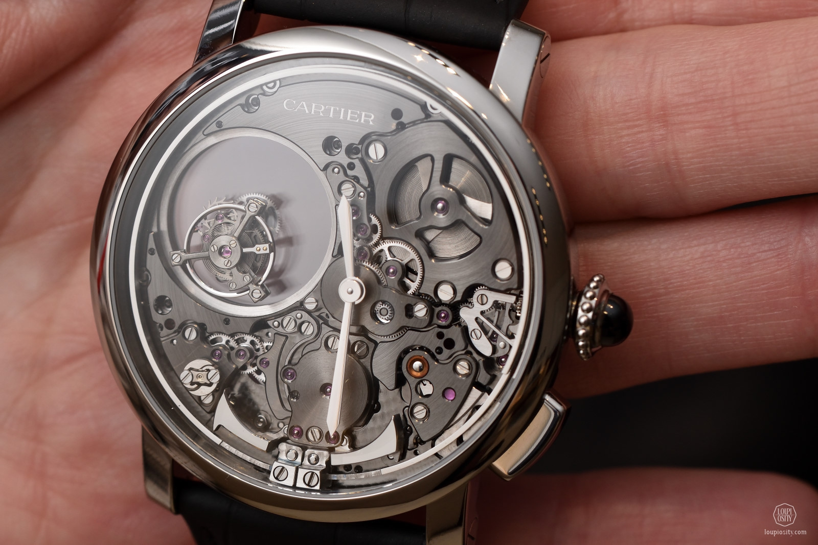 Rotonde De Cartier Minute Repeater