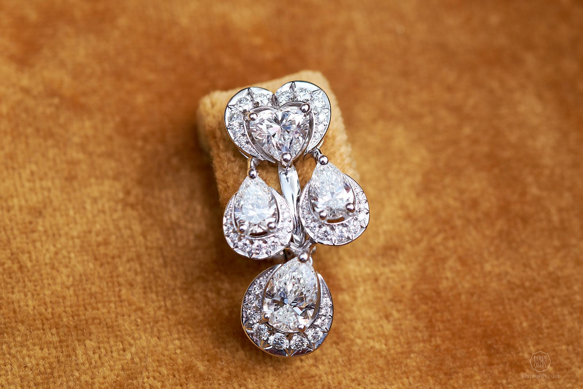 High Jewellery earrings