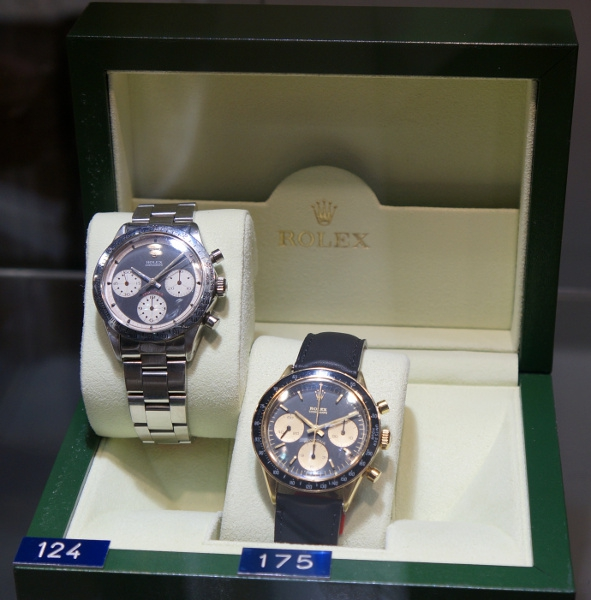 Rolex Cosmograph Daytona, Paul Newman model