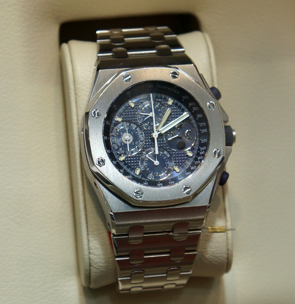 Audemars Piguet, Royal Oak, signed AP