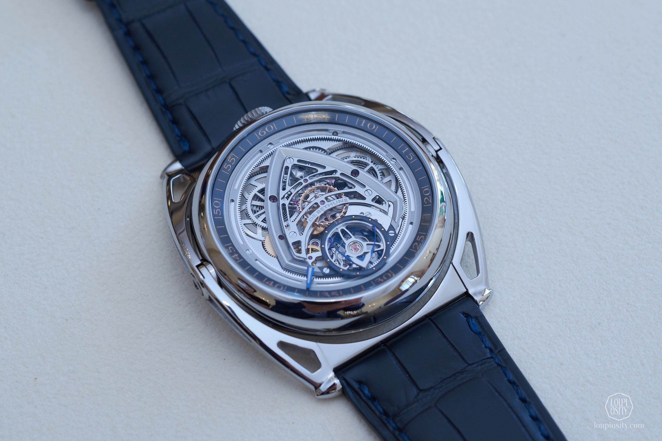 De Bethune – Kind of Magic for Only Watch 2021