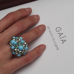 Gaïa ring