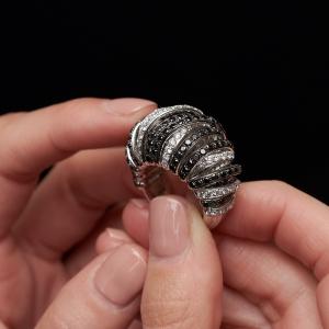 Allegra Glow ring