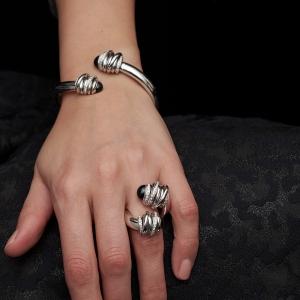 Allegra Toi & Moi ring
