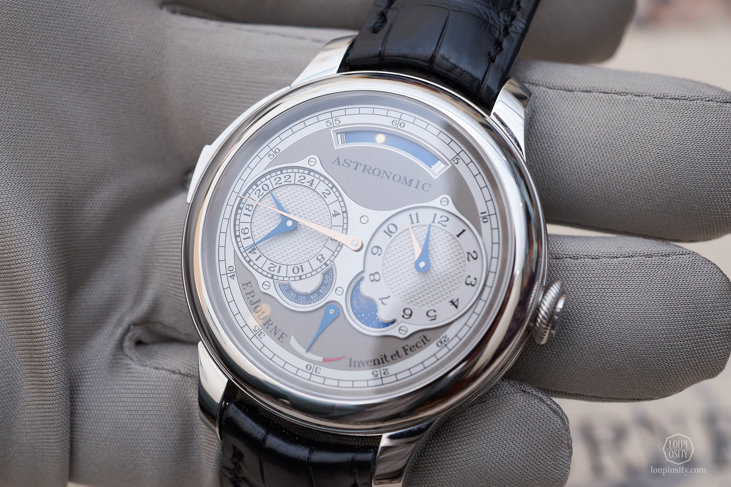 F. P.  Journe Astronomic Souveraine