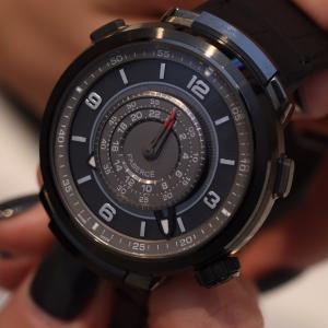 Fabergé Visionnaire Chronograph Black