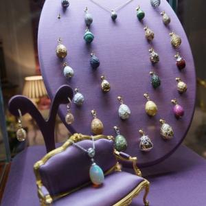 Les Favorites de Fabergé