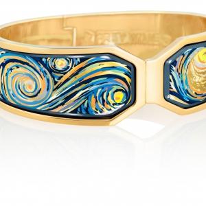 Starry Night Contessa bangle