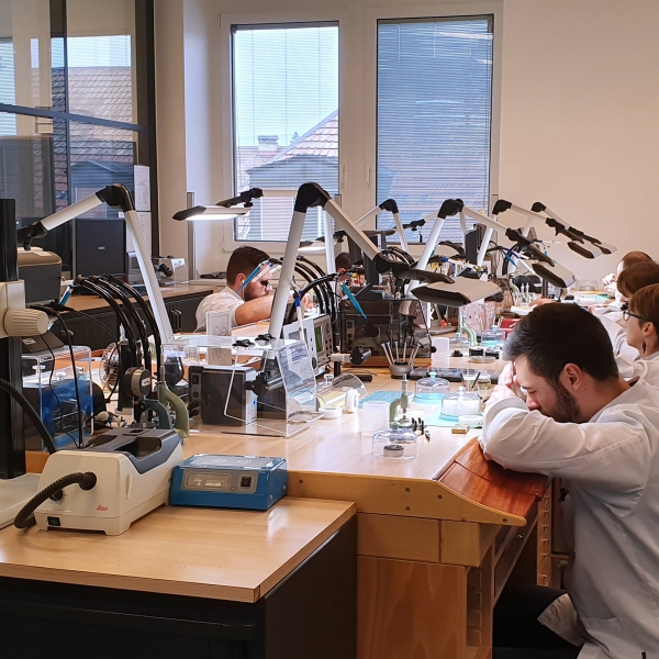 Girard-Perregaux manufacture