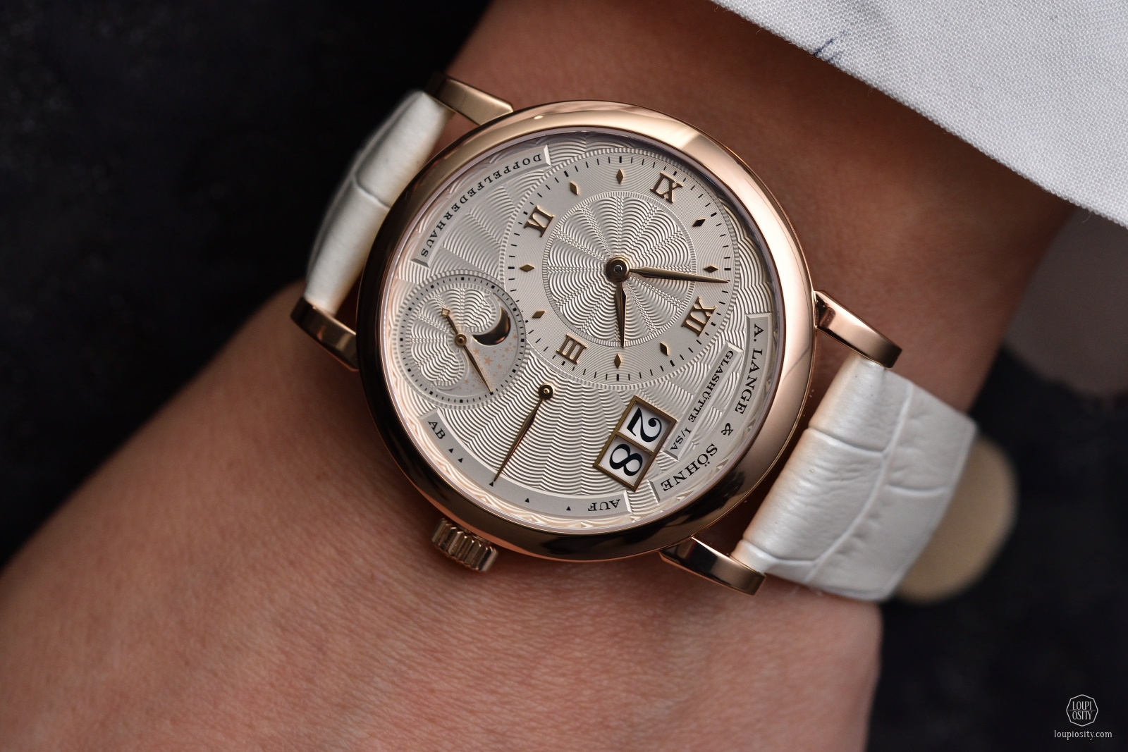 Little Lange 1 Moonphase