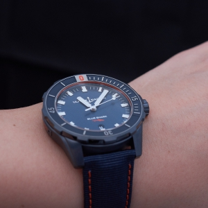 Ulysse Nardin Diver Blue Shark
