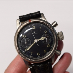 Tutima Glashütte Aviator Chronograph