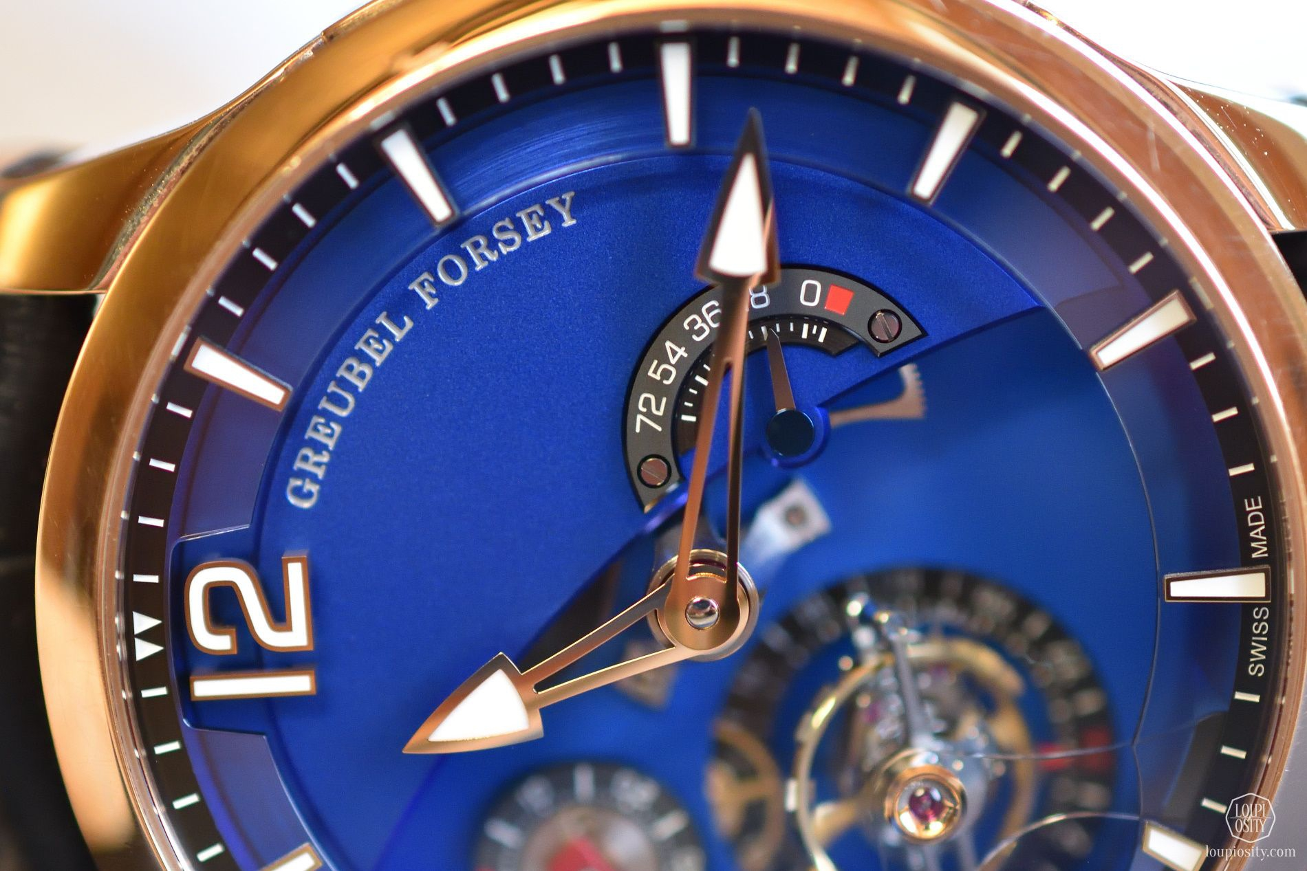 Greubel Forsey Tourbillon 24 Secondes Contemporary